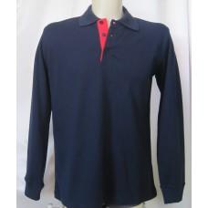 Мъжка риза дълъг ръкав трико Оптекс