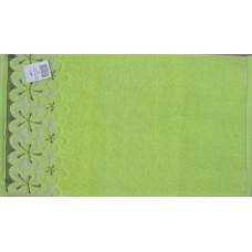 Хавлиена кърпа 30/50 Микрокотон зелен