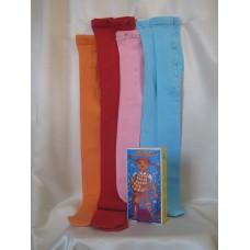 Детски чорапогащи едноцветни